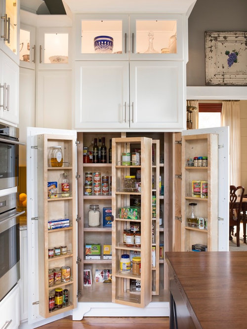 Pantry Storage Home Design Ideas, Pictures, Remodel and Decor