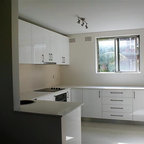 Kitchen East Brighton Highly Commended In The 2013 Kbdi