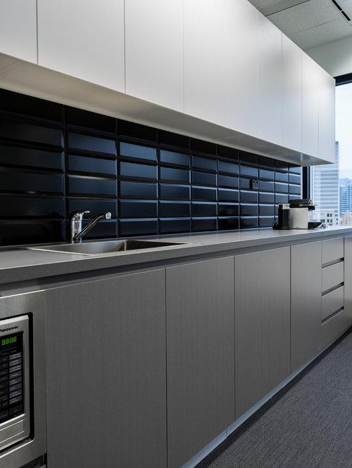 Kickboard Kitchen Design Ideas Renovations Photos with