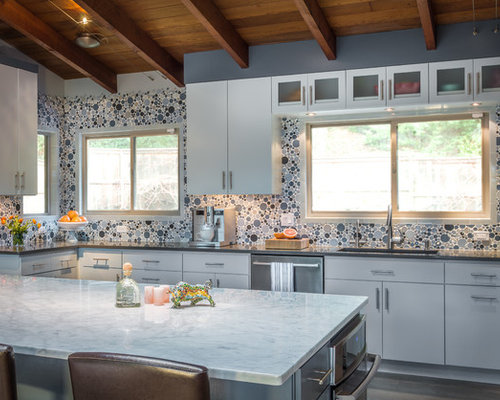 Unique Backsplash Houzz