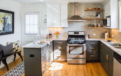 Before and After: 13 Dramatic Kitchen Transformations