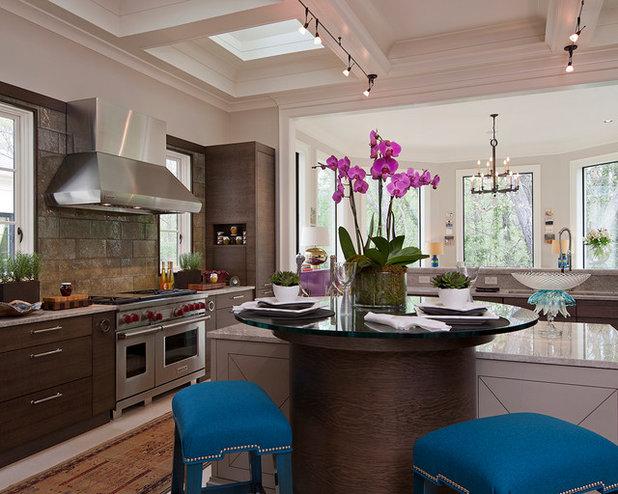 Traditional Kitchen by Renaissance Development Corporation
