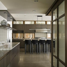 Kitchen by Synergy Custom Builders