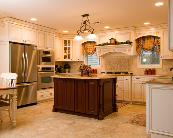 Kitchen Design Refrigerator refrigerator placement | houzz