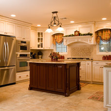Traditional Kitchen by Robert Kocis