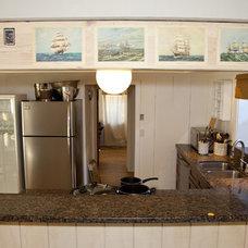 Contemporary Kitchen szu wakeman