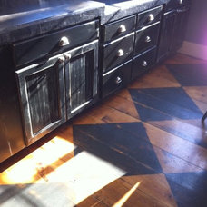 Traditional Kitchen Table built for 12