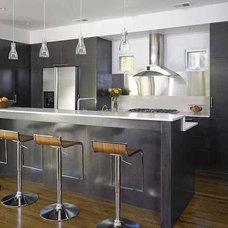 Modern Kitchen by TaC studios, architects