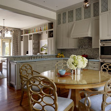 Contemporary Kitchen by Jeffers Design Group