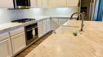 taj mahal and matte backsplash