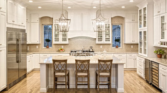 Taj Mahal Quartzite Kitchen Countertop