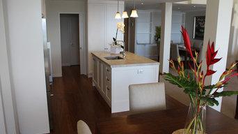 Takapuna Corporate Apartment: 3 Bedroom + Study | Renovation