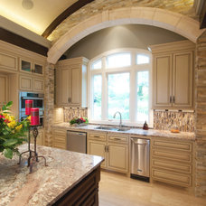 Traditional Kitchen by Twelve Stones Designs