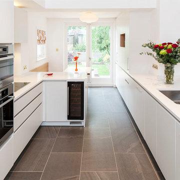 Talbot Road, kitchen