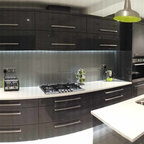 Plaxtol Kitchen Contemporary Kitchen London By
