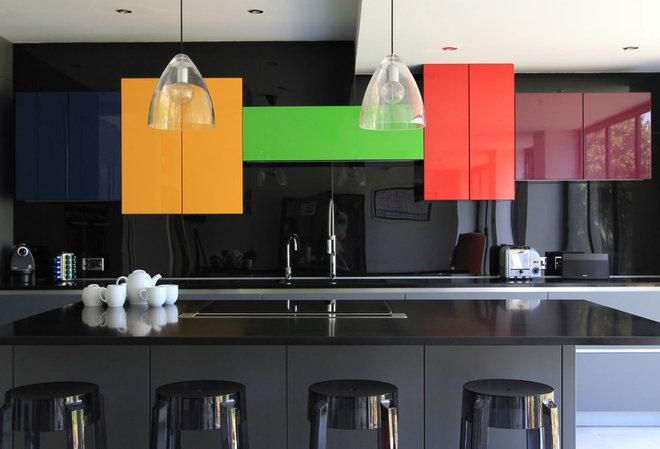 Современный Кухня by Parker Bathrooms & Kitchens