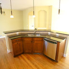 1890 Cottage Style Kitchen Traditional Cincinnati By