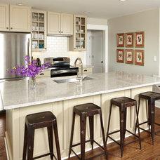 Traditional Kitchen by Cablik Enterprises
