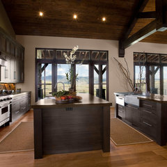 contemporary kitchen by Phillips Development