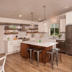 Andserson Residence Midcentury Kitchen Las Vegas