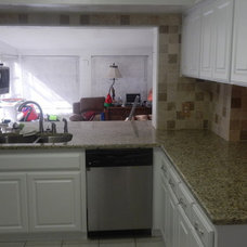 Traditional Kitchen by Kitchen Tune-Up NW Tampa