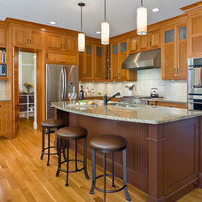 Traditional Kitchen by JALIN Design, LLC