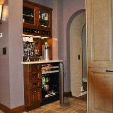 Traditional Kitchen by Ulfers Contracting LLC