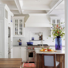 Traditional Kitchen by Precision Homecrafters