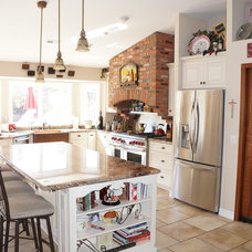 Traditional Kitchen by The Home Company, Inc.