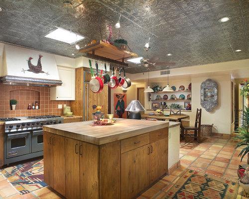 Faux Tin Kitchen Backsplash Home Design Ideas Pictures