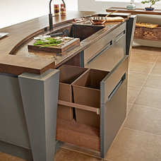 Asian Kitchen by Jim Martin Design