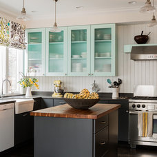 Contemporary Kitchen by Annie Hall Interiors