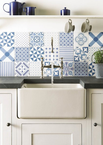 14 Ideas For Your Kitchen Wall Tiles