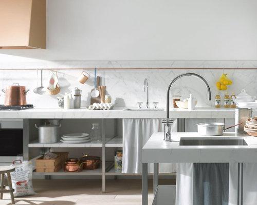 Modern kitchen design ideas renovations photos - Como decorar la casa ...