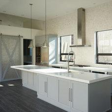 Contemporary Kitchen by Butter Lutz Interiors, LLC