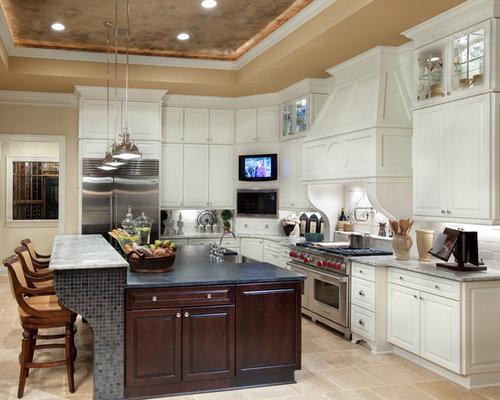Corner Tv Cabinet Home Design Ideas, Pictures, Remodel and Decor