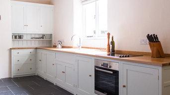 Tavistock Shaker Kitchen