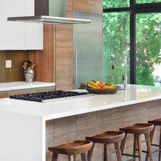Contemporary Kitchen by Upside  Development