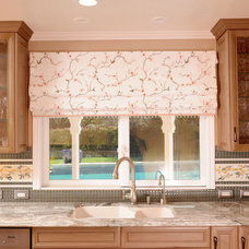 Traditional Kitchen by A.L. Interiors