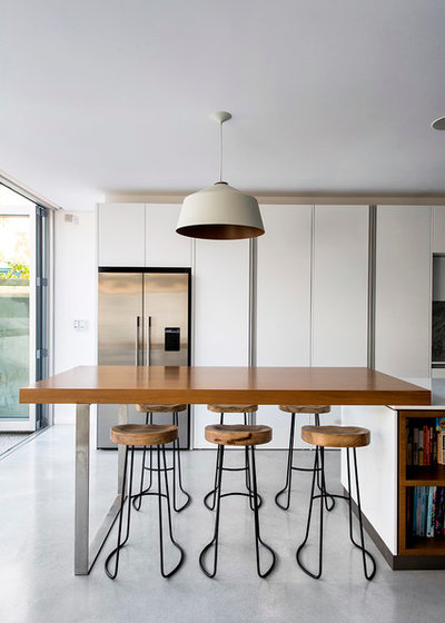 Contemporary Kitchen by Mata Design Studio