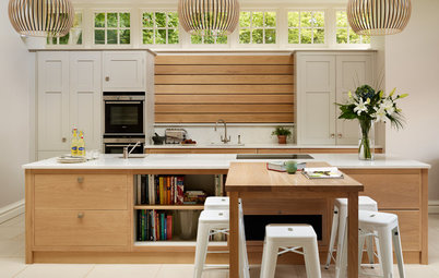 Which Type of Wood is Right for Kitchen Cabinets?