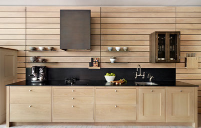 8 Cool Ways to Use Wood Panelling in Your Kitchen