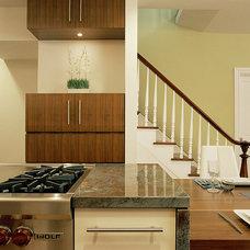 Modern Kitchen by Michael Tauber Architecture