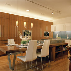 Modern Kitchen by Michael Tauber Architecture