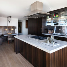 Contemporary Kitchen by Kat Alves Photography