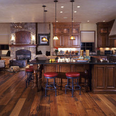 Traditional Kitchen by Interiors etc.