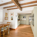 Kitchen In Barn Conversion Rutland Leicestershire Traditional Kitchen Other