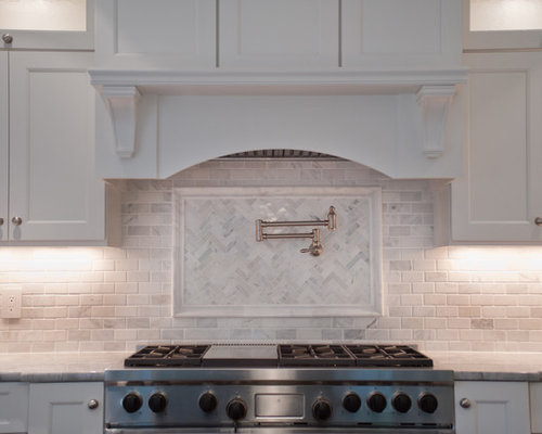 Honed Marble Backsplash Ideas Pictures Remodel And Decor