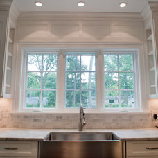 Contemporary Kitchen by Michelle Winick Design