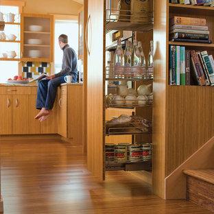 Teragren Bamboo Panels and Countertops